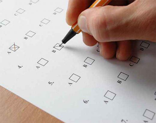 Тесты в школе