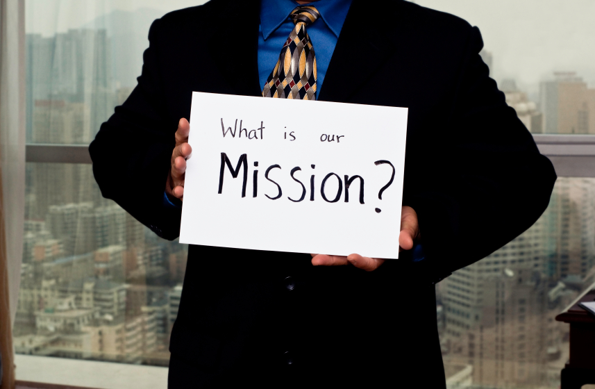 creating a sense of mission