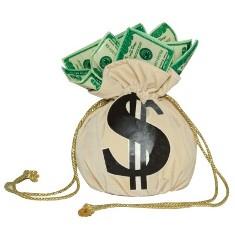 money_bag Список возможностей заработка в интернете