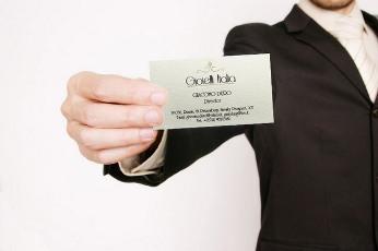 vizruka_g_it Деловая визитка: просто бумага, или произведение искусства?