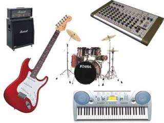 musical-instruments Бизнес идея - Торговля б/у музыкальными инструментами