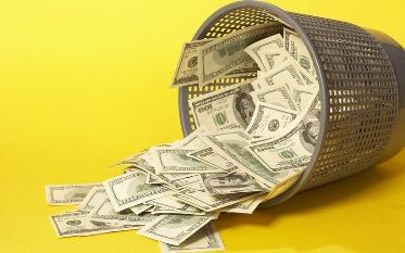 55500 Вы можете выбросить 1000 долларов в мусорное ведро?