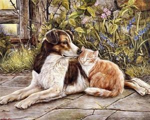 0a2eb5a7d65a8e5a88a8ebbbc673e8c8-300x240 Бизнес идея: Картины домашних животных на заказ