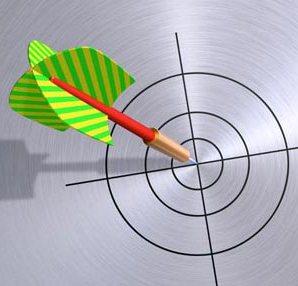 target1 Целиться в успех или не целиться вот в чём вопрос...