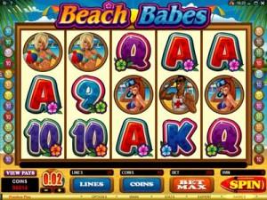 beach-babes-300x225 Обзор популярной азартной игры - Beach