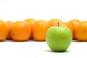 526779.istockapple-orange-300x200 Торговое предложение – сердце рекламного сообщения