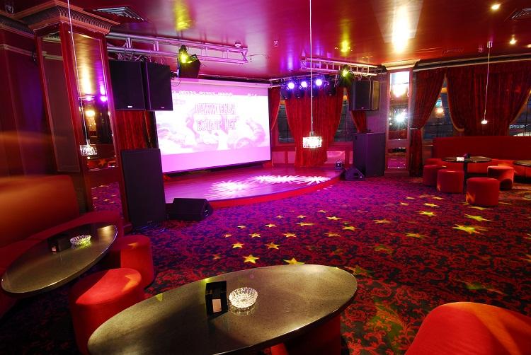kraokerug Акустическое оборудование для клуба, бара и ресторана