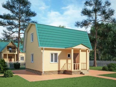6 Загородные дома - эффективный способ для инвестиций