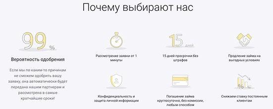 111 Договорные отношения с пользователем МФО «До Зарплаты»