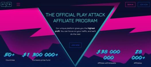 image3 PlayAttack – обзор одной из самых авторитетных гемблинг-партнерок Рунета