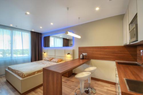 1 Апарт-отели - эффективная бизнес-модель на рынке недвижимости