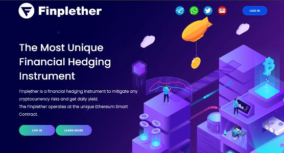 Finplether-start Finplether - «инвестиционная возможность десятилетия
