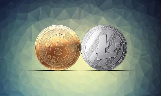 litecoin-and-bitcoin Биткоин vs. Лайткоин